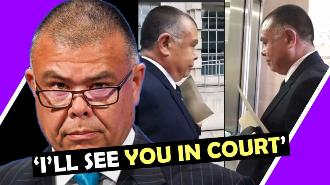 'I'll See You In Court' VAN TAM INTERROGATED, HAS NOTHING TO SAY / Hugo Talks #lockdo