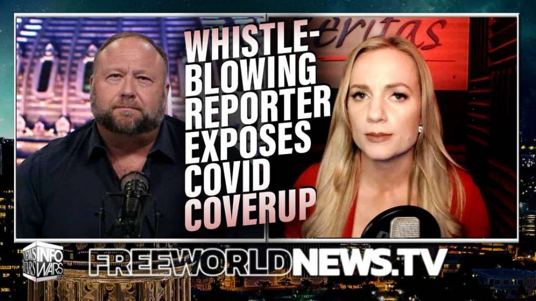 EXCLUSIVE: Fox Reporter Told to Hide Life Saving Covid-19 Treatments