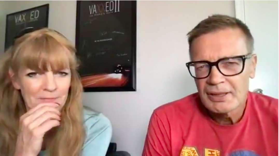 Dr Andrew Wakefield   Vaxxed and General Update with Polly Tommey
