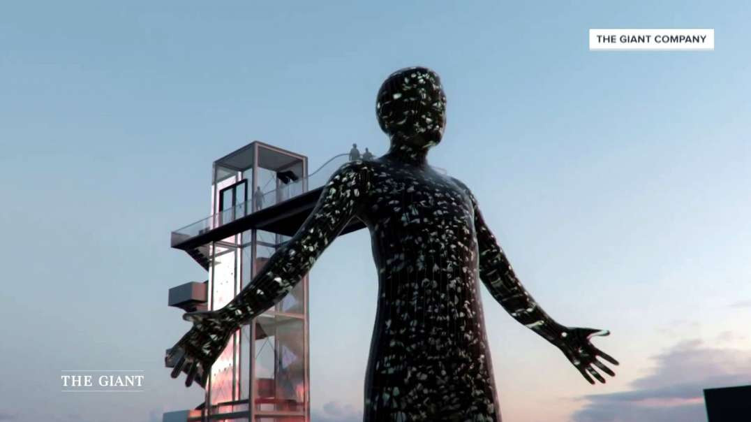 The Giants are COMING! - NWO Nephilim Trans-human Programming on Display across 21 cities!