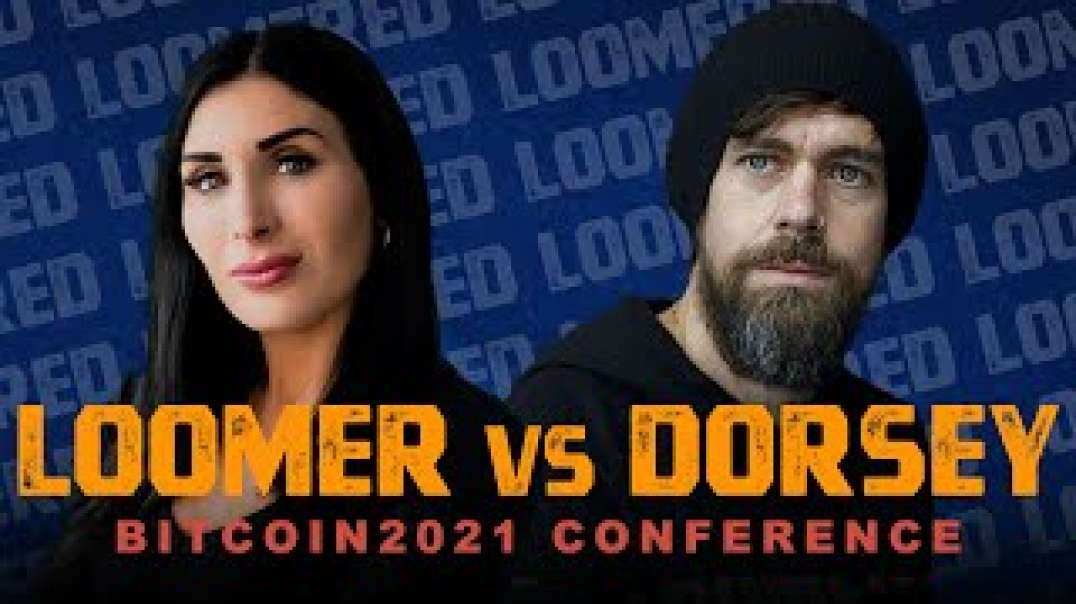 Laura Loomer CONFRONTS Jack Dorsey at Bitcoin2021 Conference | LOOMERED