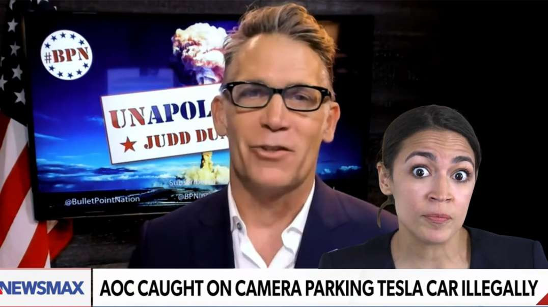 Judd Dunning DESTROYS AOC on The National Report June 3rd