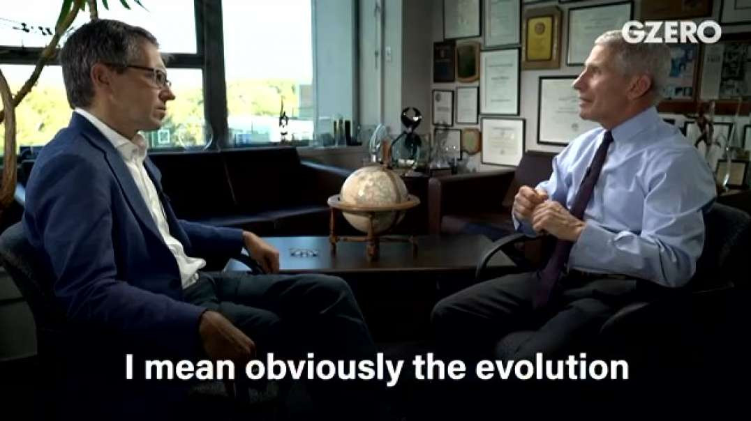 Fauci Interview Weeks Before the Plandemic