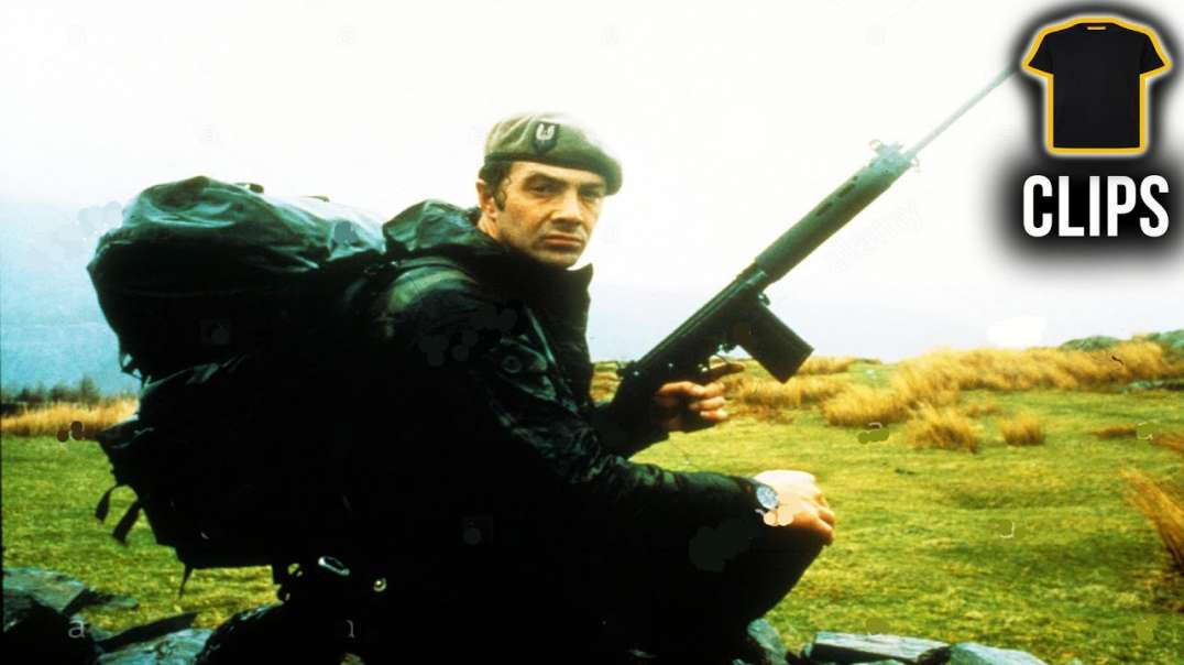 Did Lewis Collins Pass SAS Selection? | Special Air Service | CLIPS