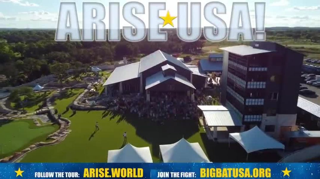 ARISE USA DRONE FOOTAGE FROM TEXAS