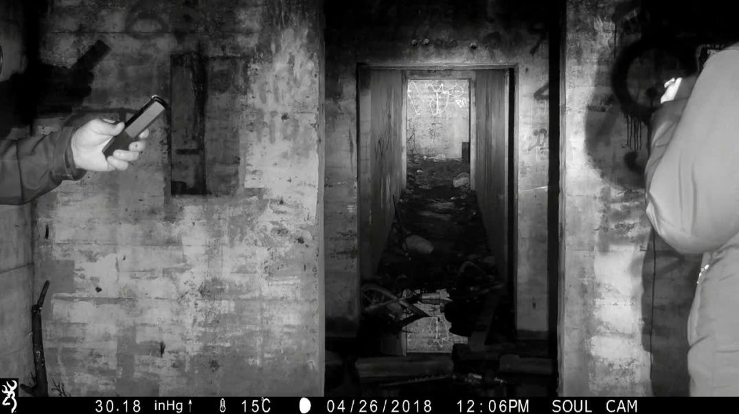 Paranormal Activity Deep Underground Chapel Point Battery