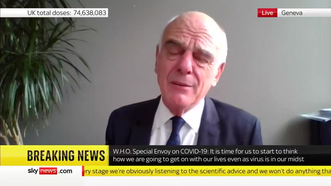 WHO spokesperson >>covId varients FOR EVER