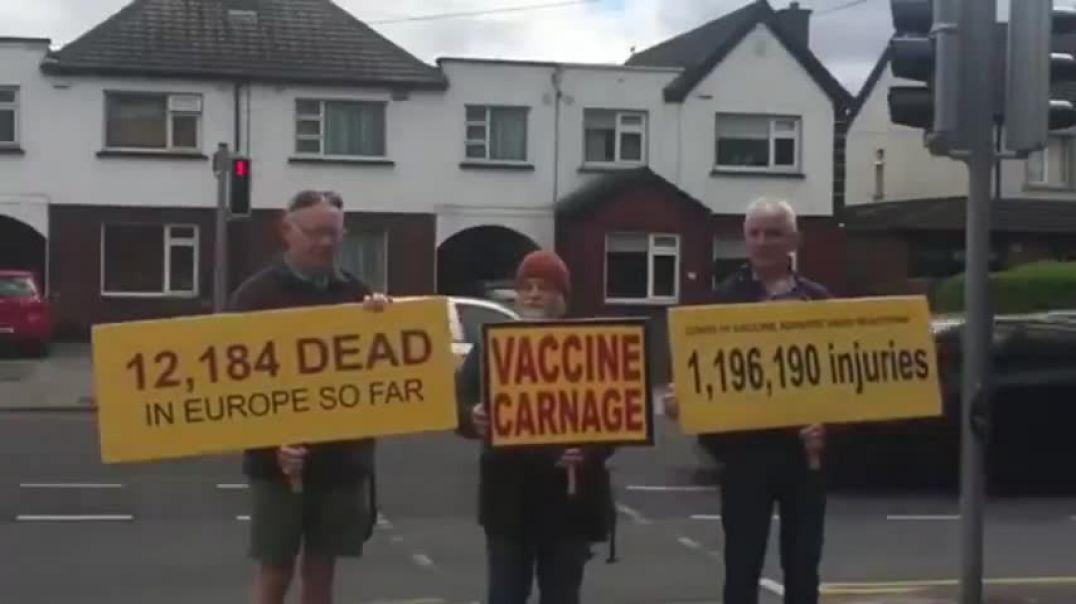 GEMMA O'DOHERTY - EXPERIMENTAL COVID19 'VACCINES' HAVE KILLED TENS OF THOUSANDS