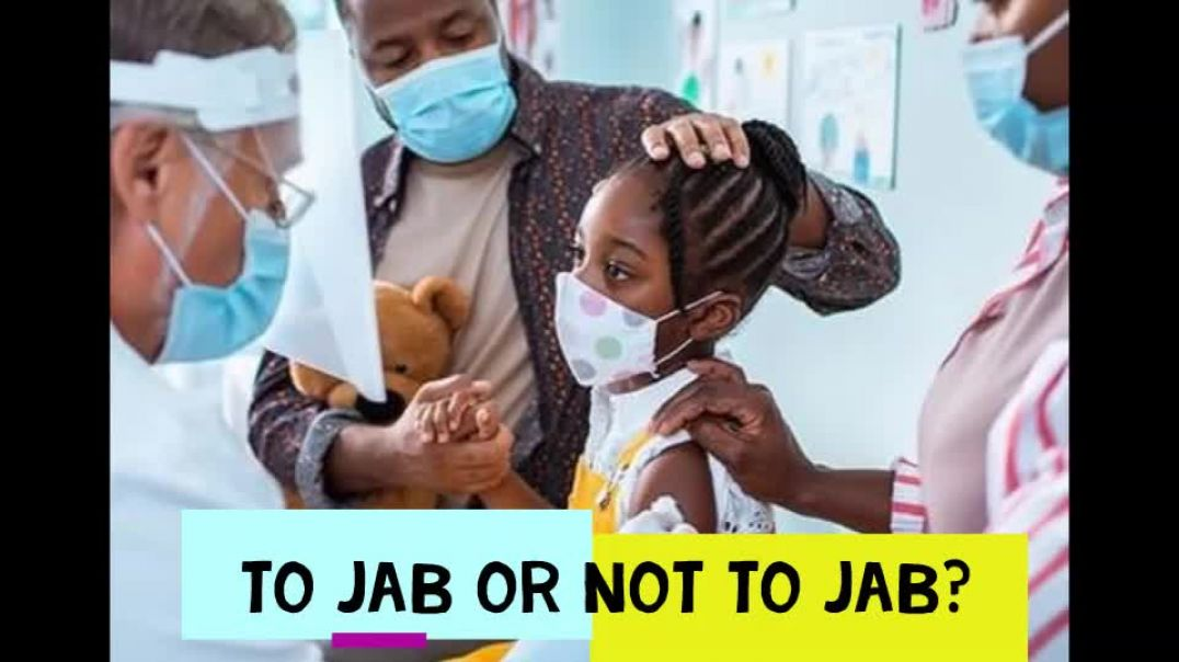 World Health Organization -WHO- Says Do Not Give Children the JAB!  NWO FLIP-FLIP SCIENCE ON DISPLAY