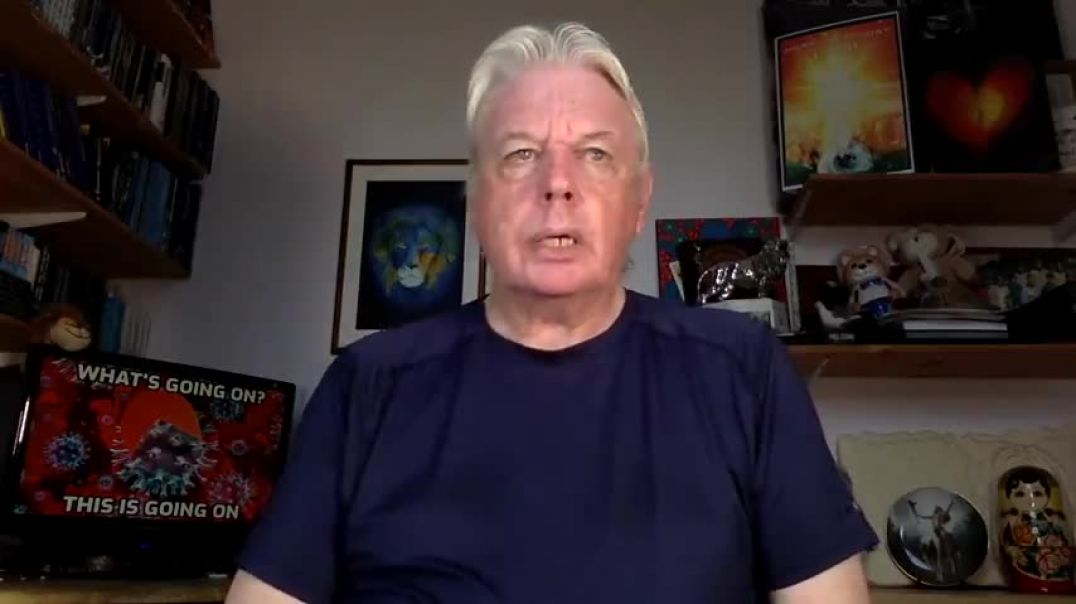 What's Going On? This Is Going On - David Icke Dot-Connector