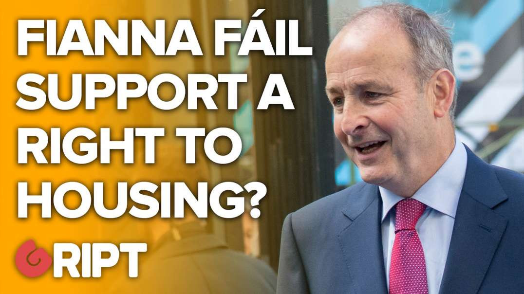 """Why Fianna Fáil's proposed """"right to housing"""" is a terrible idea 