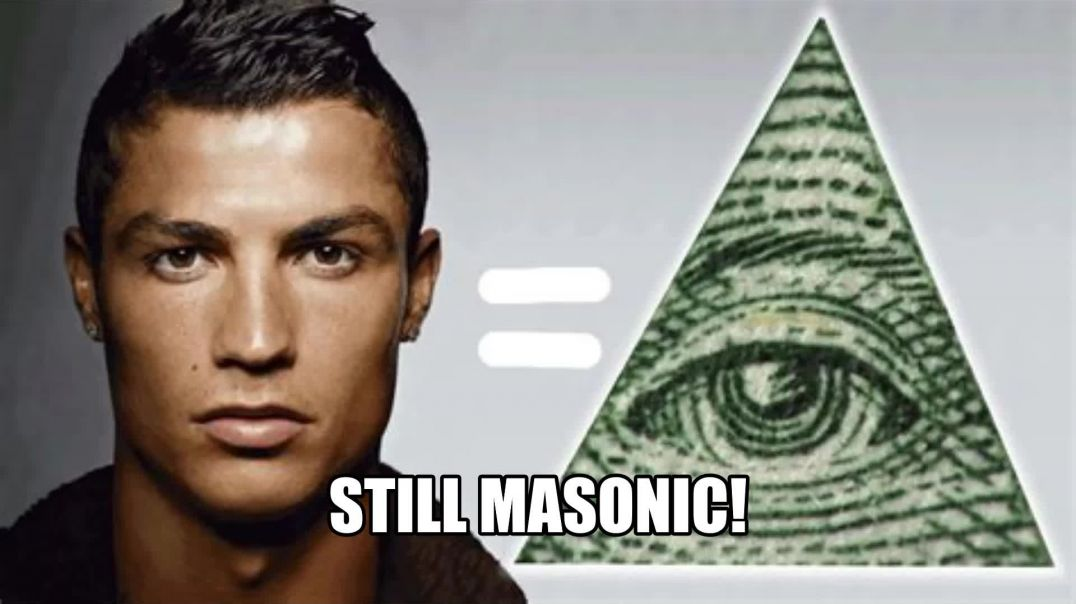 Ronaldo rejects the Coca Cola for Water! Look into illuminati confirmed, does he really have a son,