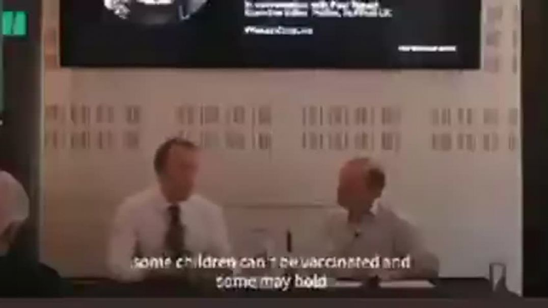 """TW*T WANCOCK: """"VACCINATIONS"""" (FOR CHILDREN) SHOULD BE COMPULSARY !!!"""