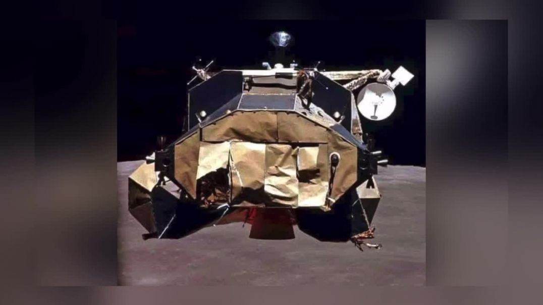 The 'show an actual Apollo moon mission photo of lost technology to an 8 year old test.'