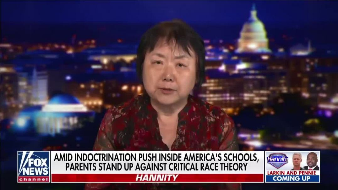 Mom who survived Mao's cultural revolution rips school for critical race theory
