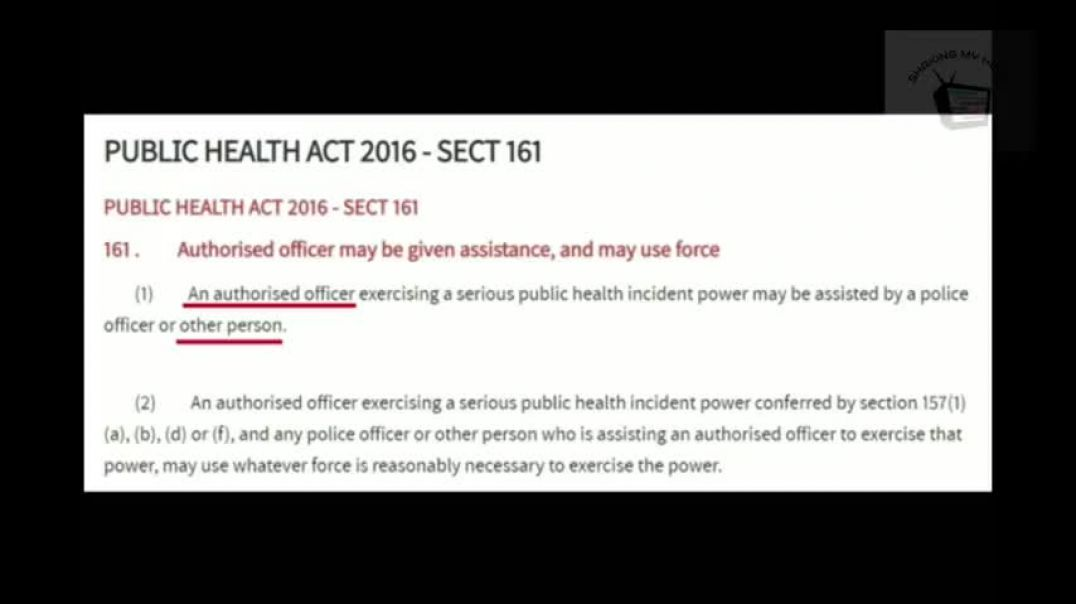 Boris Johnson ADMITS THEY ARE INJECTING US WITH NANO BOTS! Rejects ANTI VAXXERS