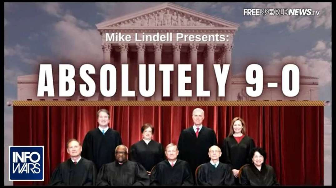 Mike Lindell: The Supreme Court Will Rule the 2020 Election a Fraud 9-0