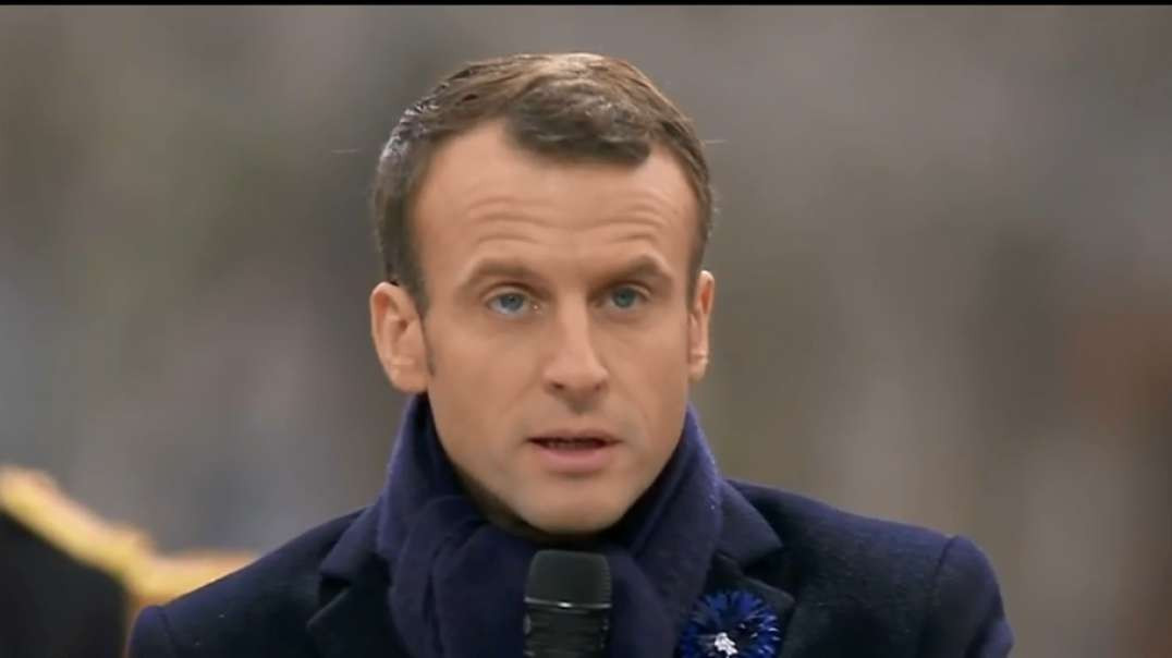 President Macron Slapped in Face On visit To France!