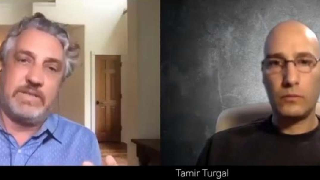 FIGHTING FOR THE CHILDREN - DEL BIGTREE IN AN INTERVIEW WITH TAMIR TURGAL AND GAL SHALEV