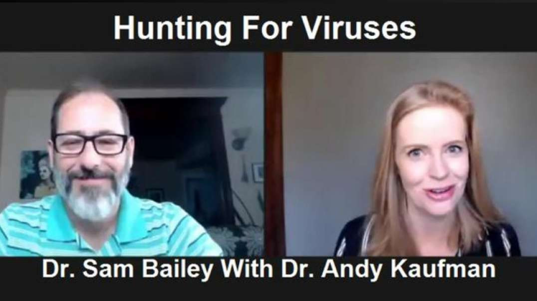 HUNTING FOR VIRUSES WITH DR. ANDY KAUFMAN