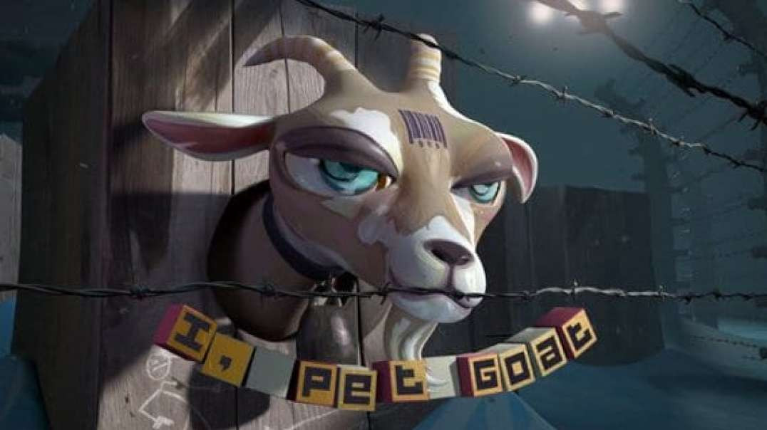I, pet goat II full original version, iconic foretelling cartoon that has stood the test of time.