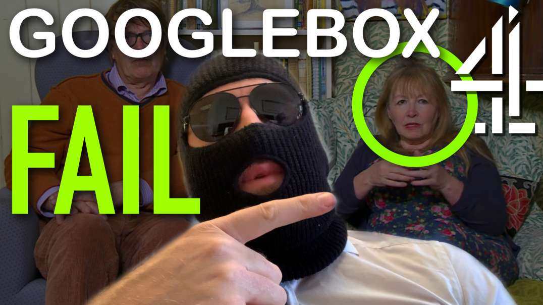 Gogglebox Reaction To The Royal Family - Do You Really Believe This B*******?!