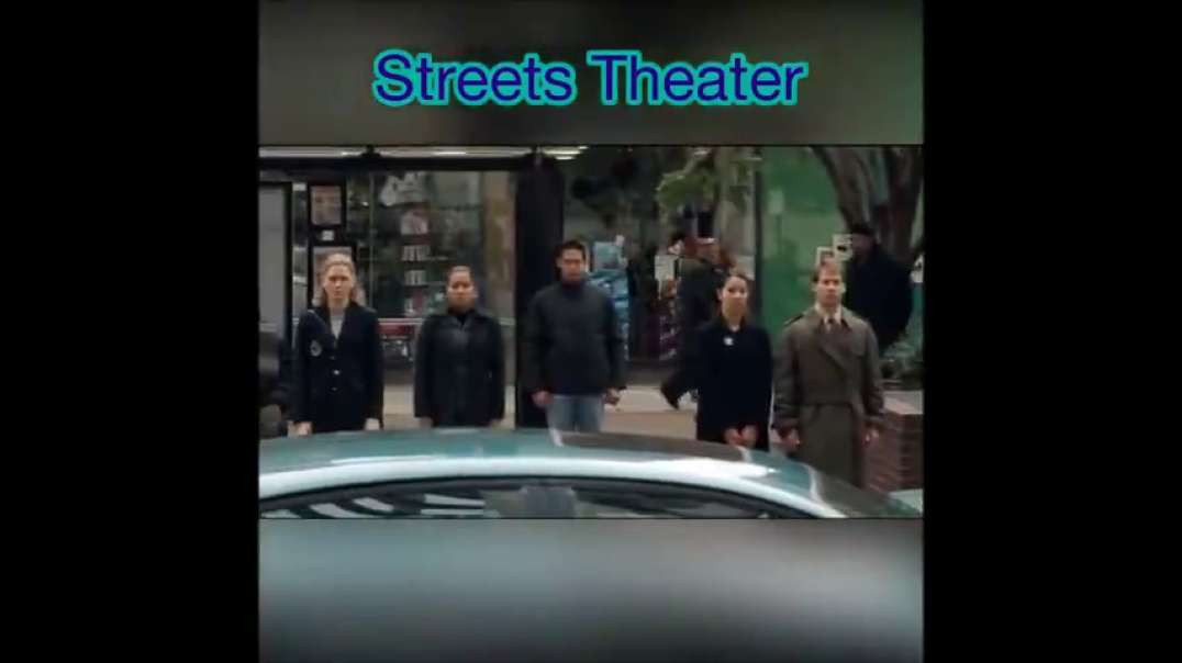 Gangstalking Examples In The Film Invasion from 2007
