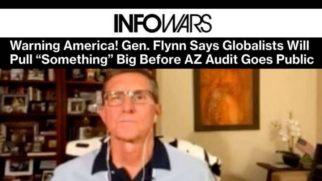 General Flynn Warns: False Flags Will Be Used to Cover Election Fraud
