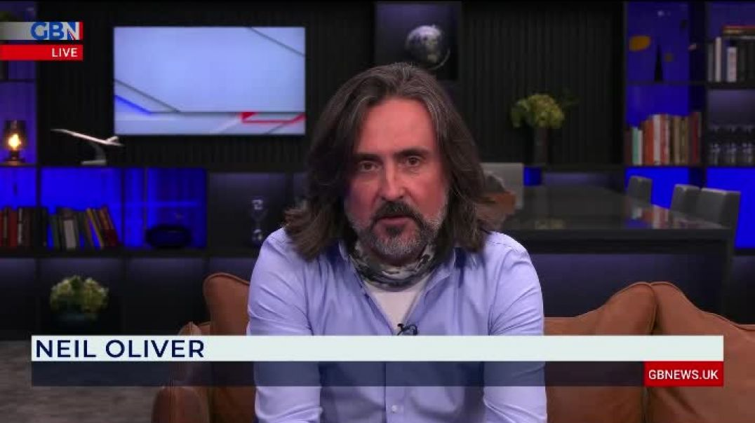 Neil Oliver: 'Government should leave our kids alone'