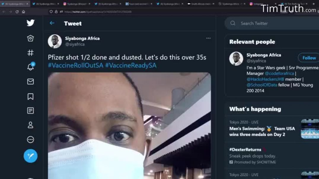 Man Tweets He's Been Suffering For 2 Days After 1st Dose, Dies Soon After