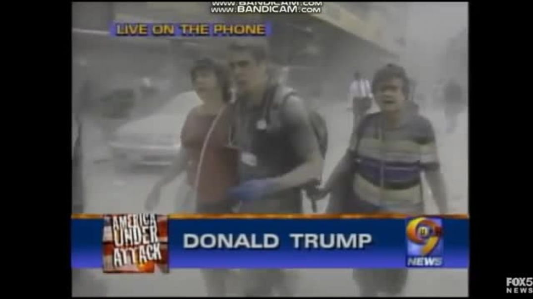 Trump disclosed details about the 1993 World Trade Center bombing in his Sept 11, 2001 interview