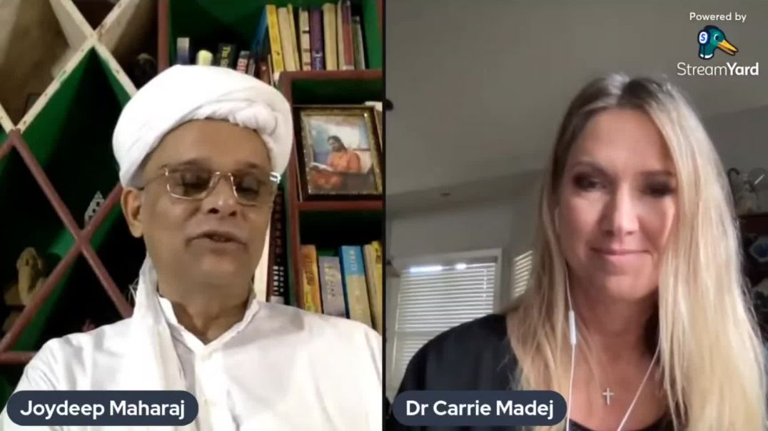 Dr Carrie Madej   Conspiracy and Crisis - July 15, 2021