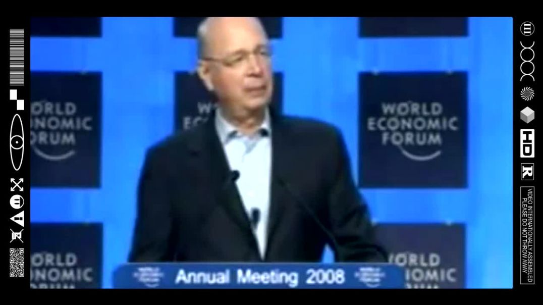 (EMB) FOOD FOR THOUGHT - A NEW APPROACH TO CAPITALISM IN THE 21ST CENTURY - DAVOS 2008 (FLASHBACK)