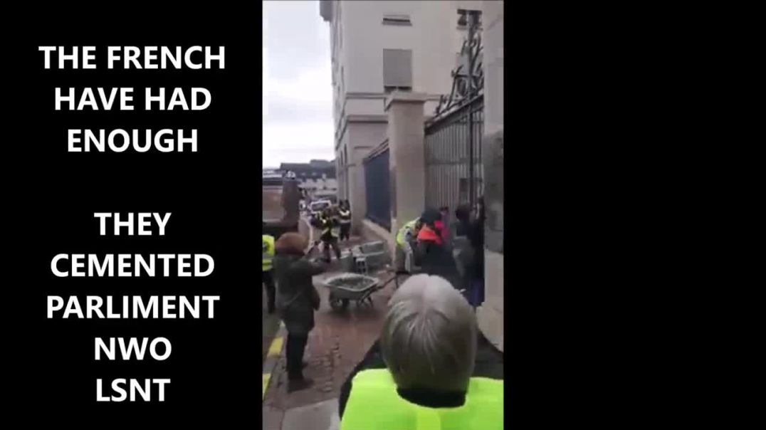 THE FRENCH PUSH BACK HARD! DECEMBER 2020 LAST YEAR PARLIAMENT