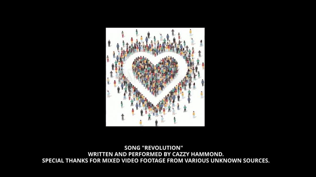 REVOLUTION SONG BY CAZZY HAMMOND