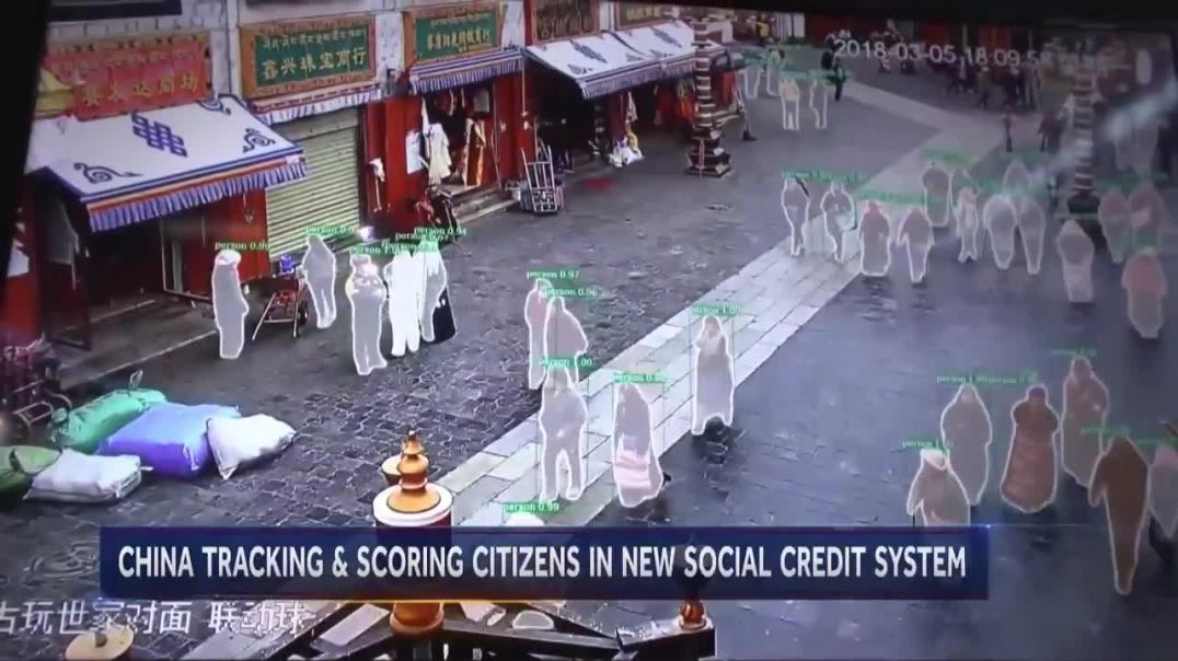 The CCP Social Credit System Coming To A Town Near You Soon