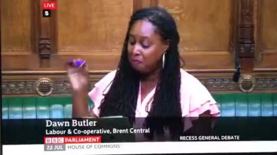 Labour MP ordered to leave Commons for pointing out the FACT that Prime Minister BoJAB is a LIAR!