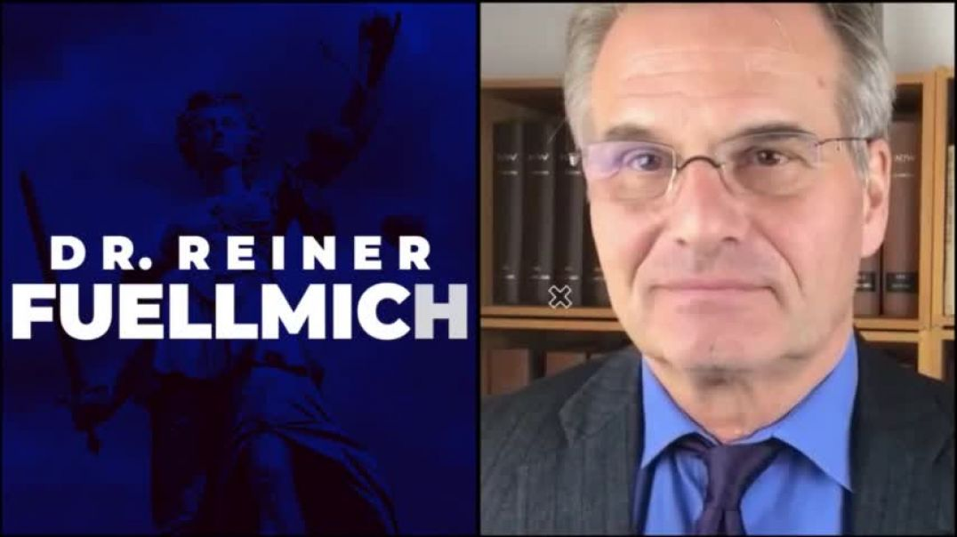 Reiner Fuellmich: Scientific Evidence That Convid Is A Crime Against Humanity.