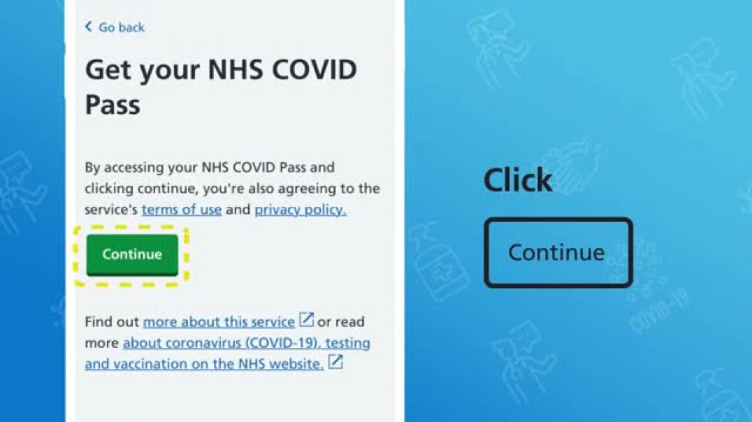 NHS app STEALTHILY introduced as a VACCINE PASSPORT