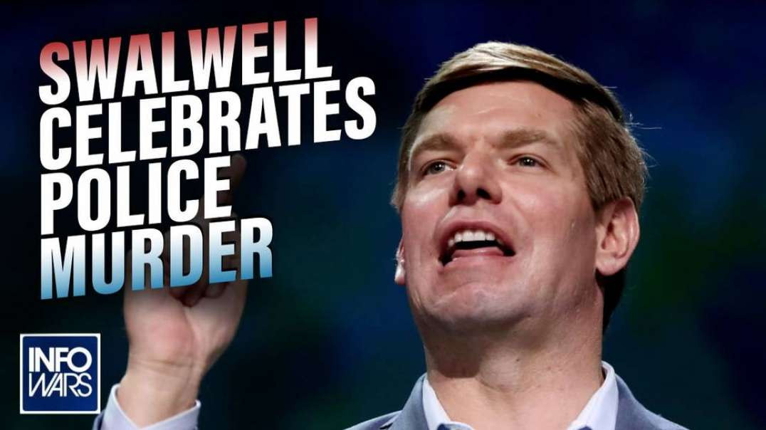 Eric Swalwell Celebrates Police Murder Of Innocent Woman And Continues The Big Lie