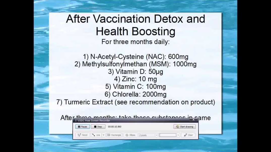 Vaccine detox and immune boost after Covid jab, shot, vaccination, inoculation, snake bite