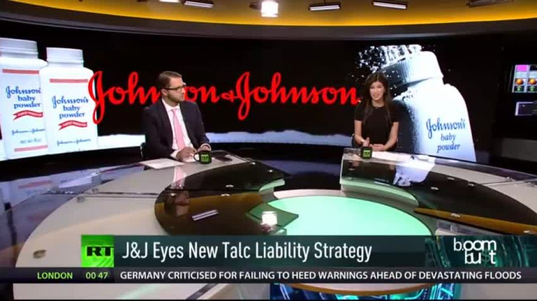 Johnson and Johnson try to snake their way out of liabilities for causing cancer in 36000 citizens