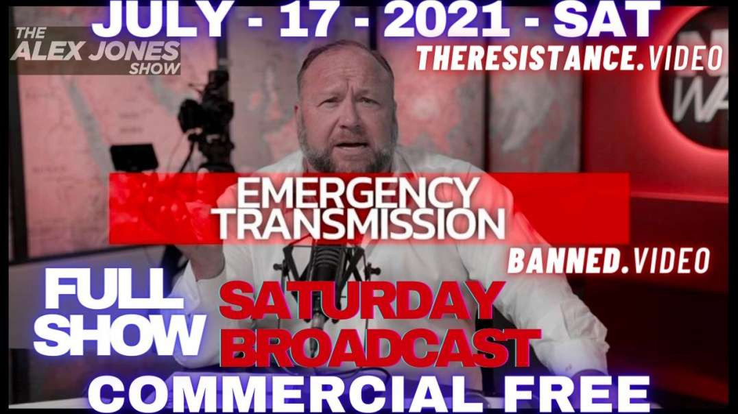 Saturday Broadcast! Transmission! Biden Administration Preparing Forced Injections