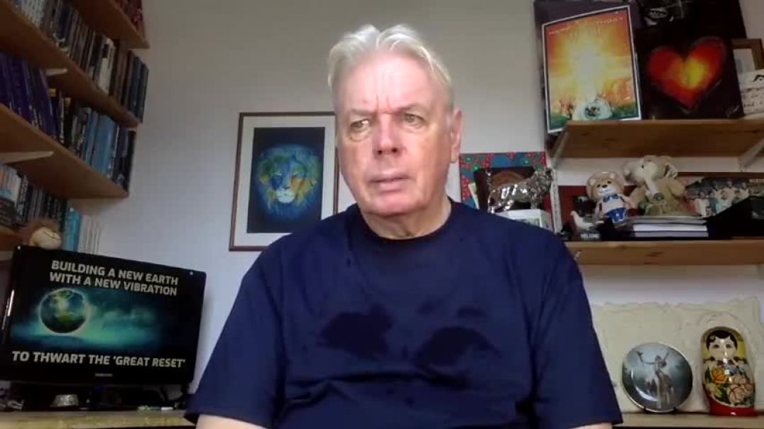 Building A New Earth With A New Vibration - To Thwart The 'Great Reset' - David Icke Dot C