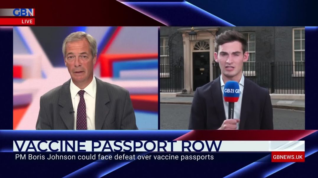 43 Conservative MPs sign up to anti-vaccine passport campaign