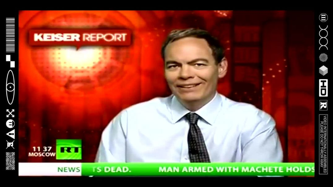 (EMB) FOOD FOR THOUGHT - RT KEISER REPORT - GERMAN FOURTH REICH? (NEWSCLIP FLASHBACK)