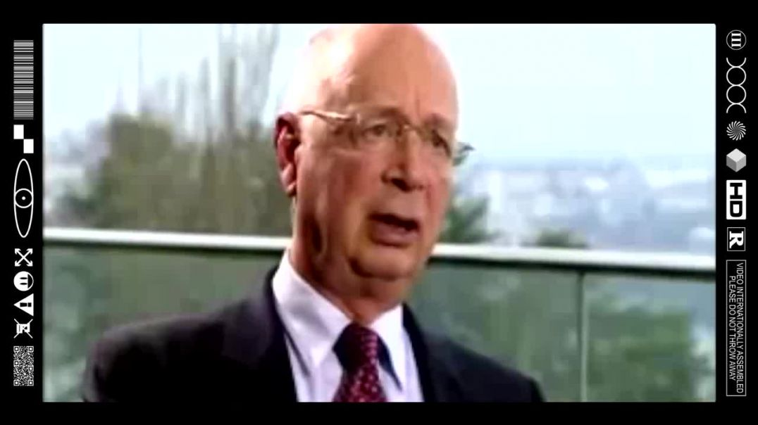 """(EMB) FOOD FOR THOUGHT - KLAUS ANAL SCHWAB ON """"THE LEADERS"""" ON CNBC (2008)"""