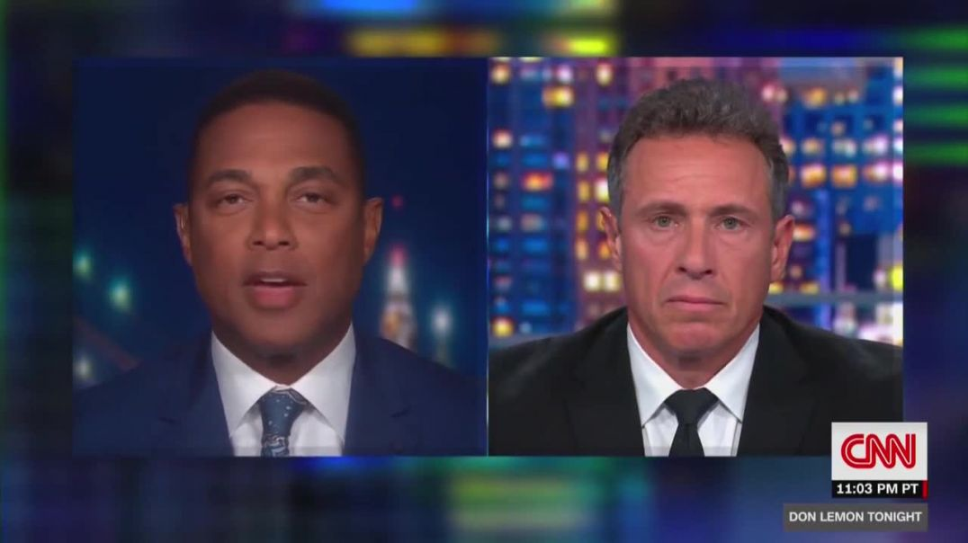 """Don Lemon - """"If you don't get vaccinated, you don't get to eat"""" (July 27th, 2021)"""