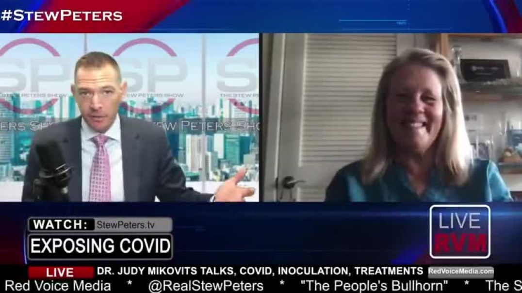 """Dr. Judy Mikovits Talks  Jab Recovery and DEFEATING the """"virus"""""""
