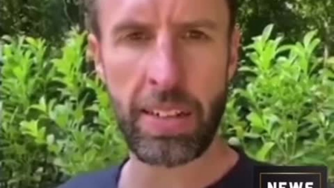 Southgate takes the knee to the jab!